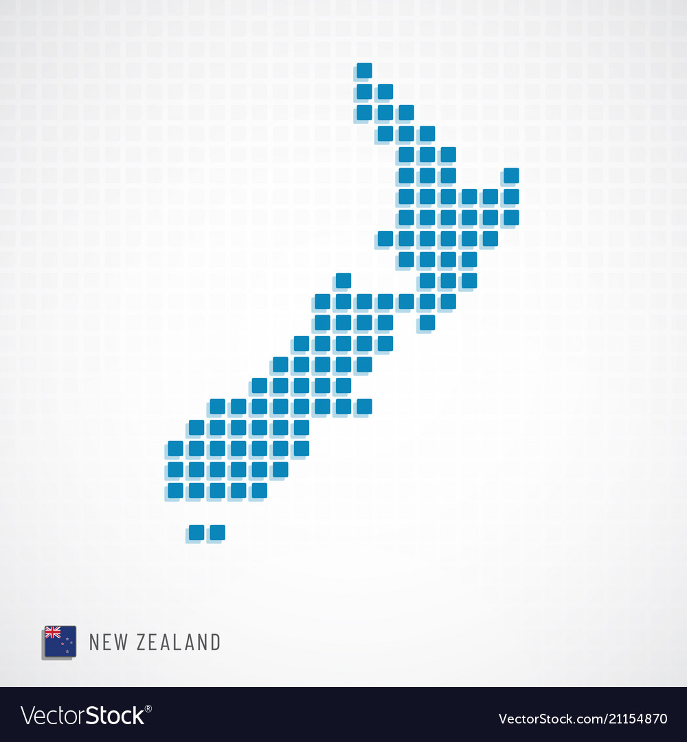 New Zealand Map Pdf.New Zealand Map And Flag Icon