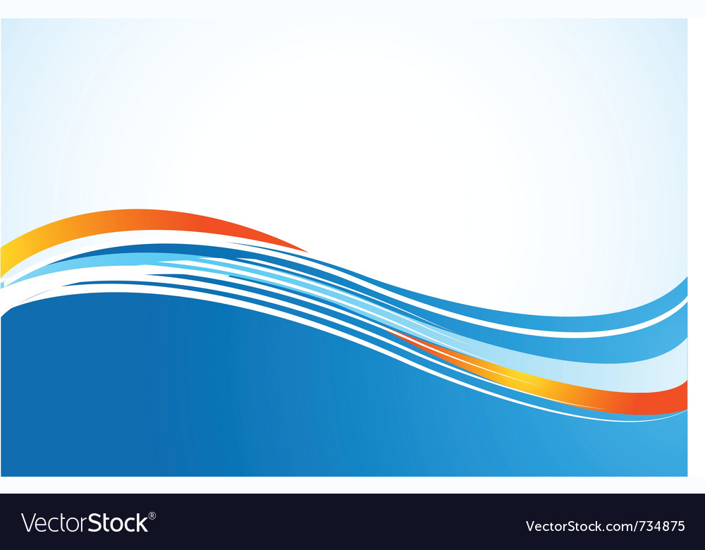 Abstract blue background royalty free vector image abstract blue background vector image altavistaventures Images