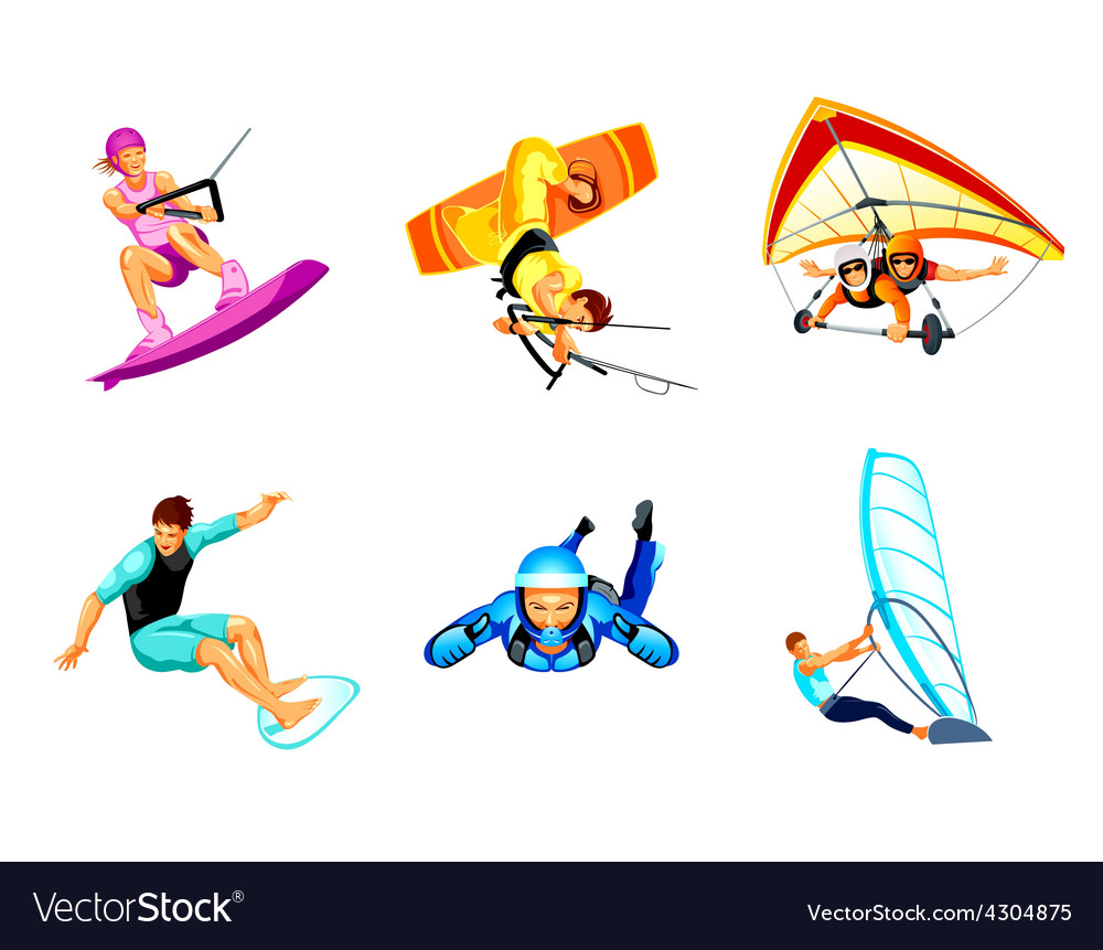 Air and water sport