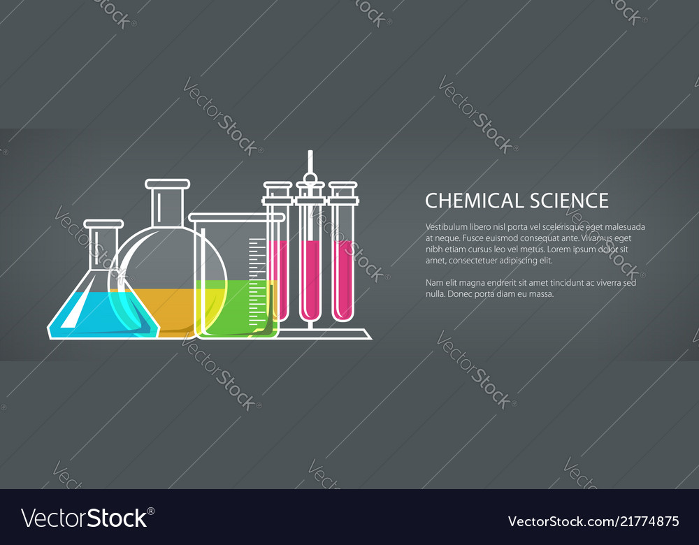 Flasks and beakers banner