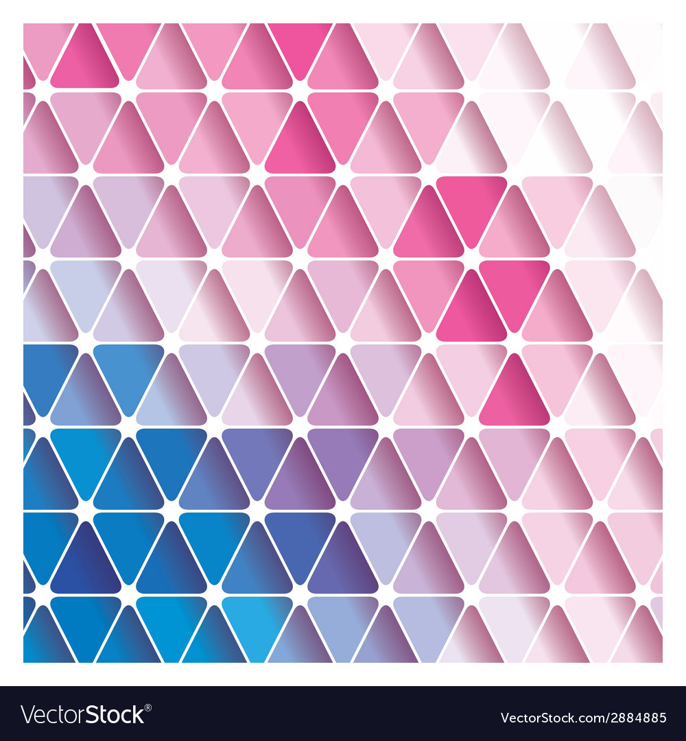 Abstract geometric colorful background pattern