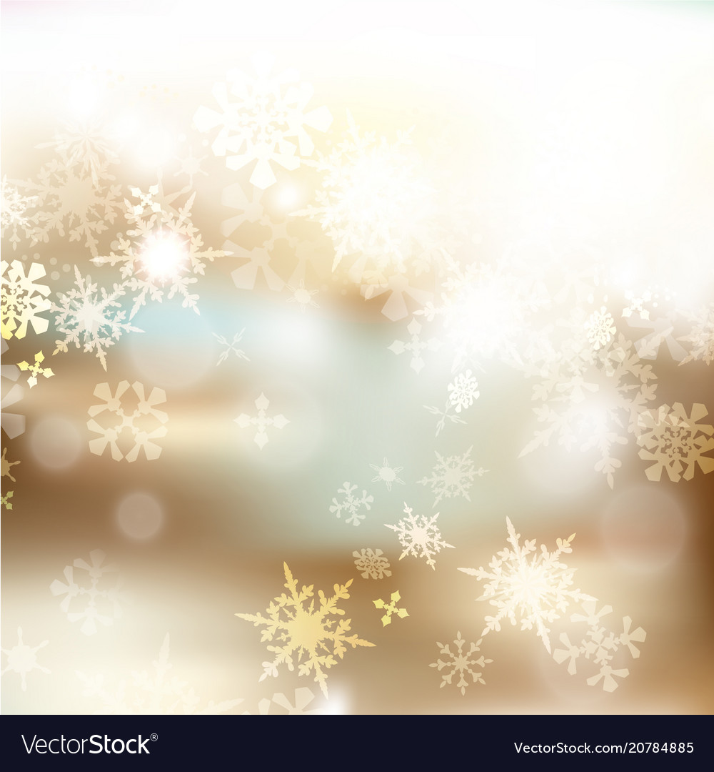Christmas blurred background for design