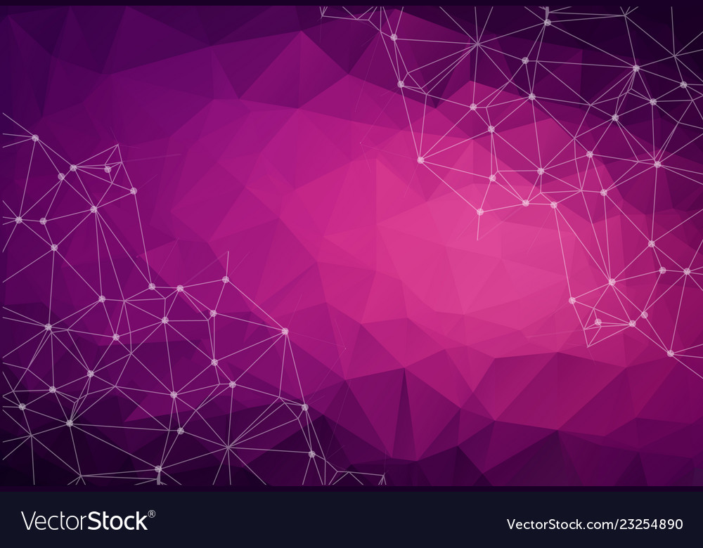 Abstract Space Purple Background Chaotically