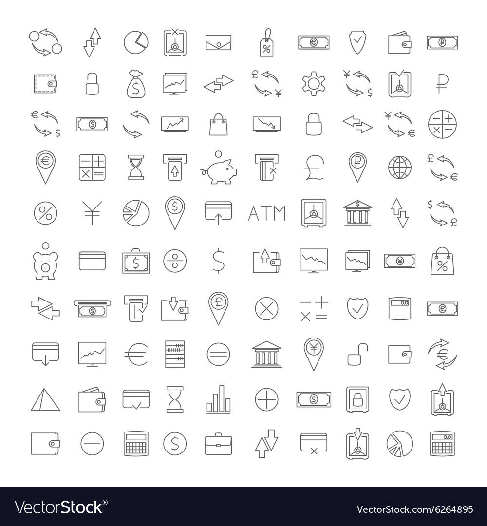Set outline icon