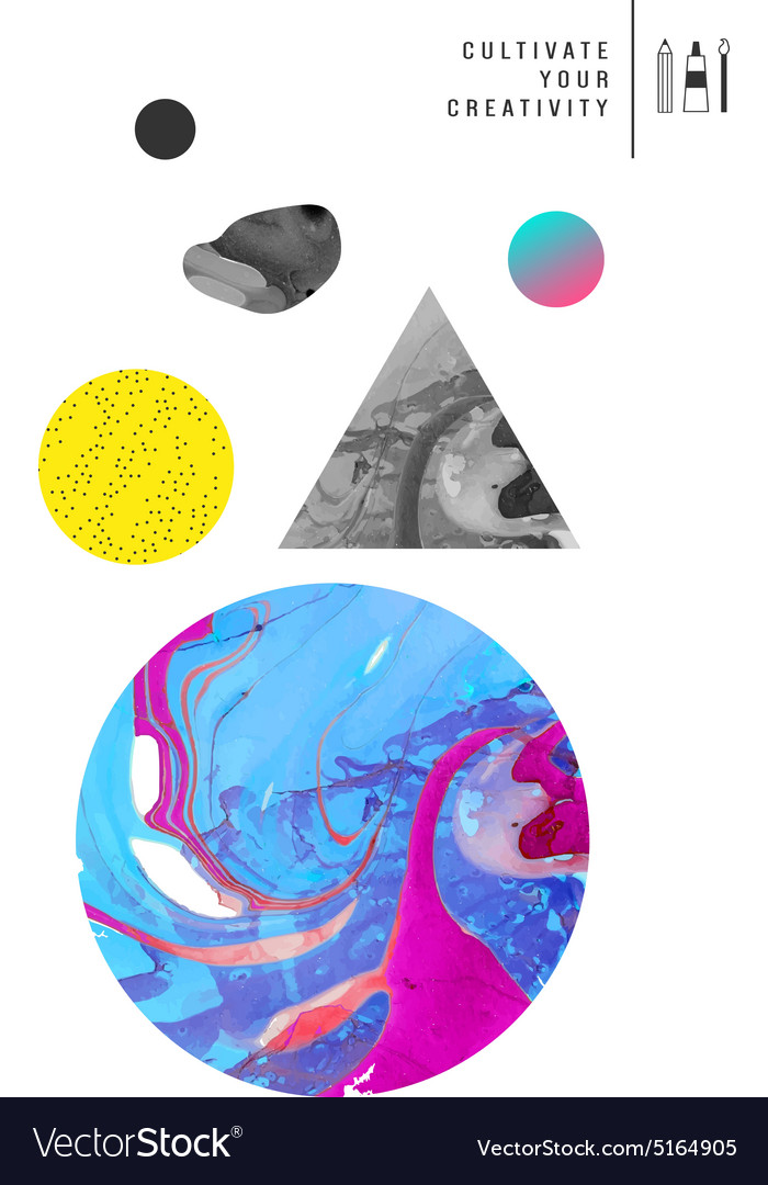 Artistic background design