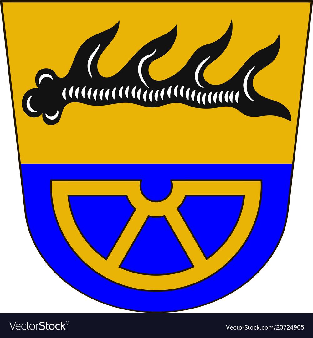 Coat of arms of tuttlingen in baden-wuerttemberg