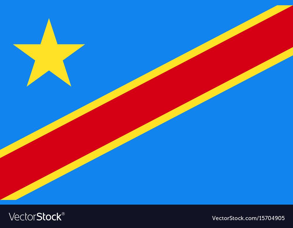 Democratic republic of the congo national current