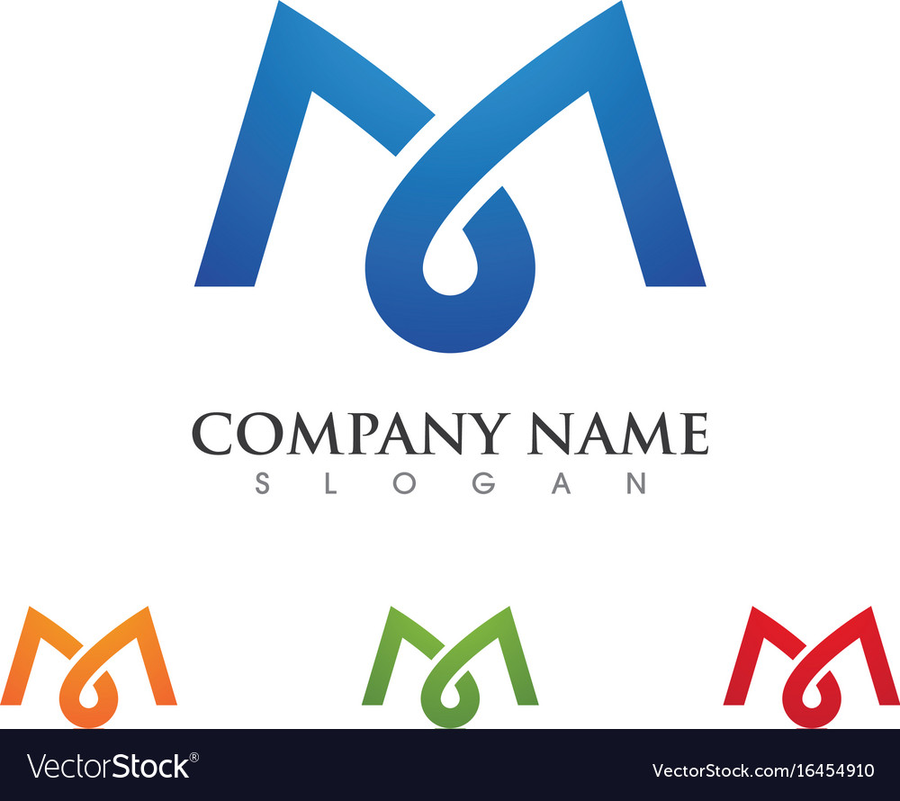 Business corporate abstract unity logo design