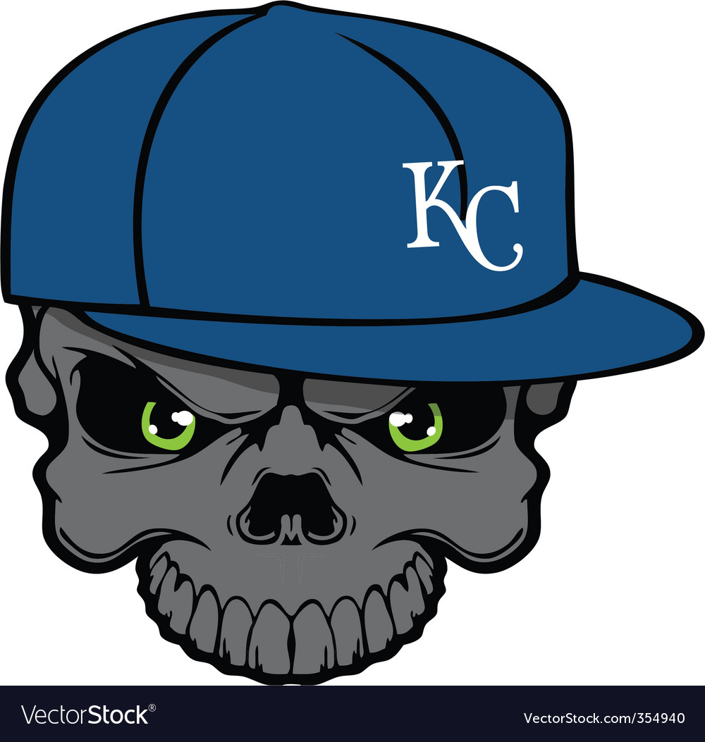 Royals skull
