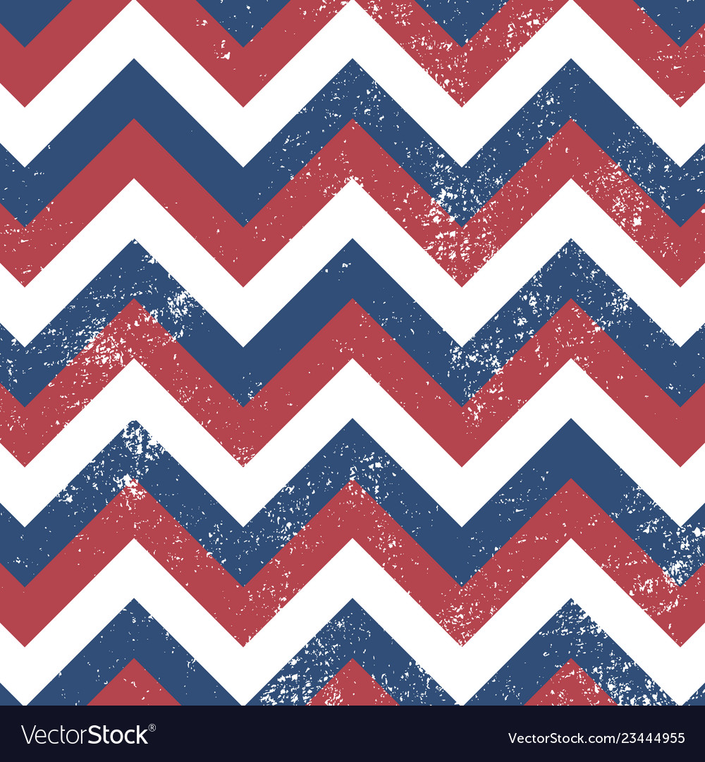 Abstract zigzag background with grunge style