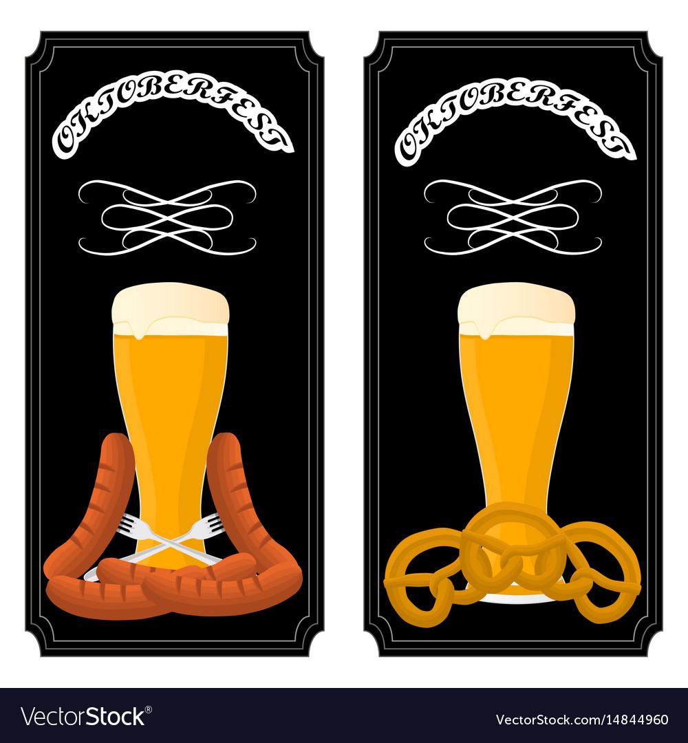 Logo for bar banner oktoberfestpub during