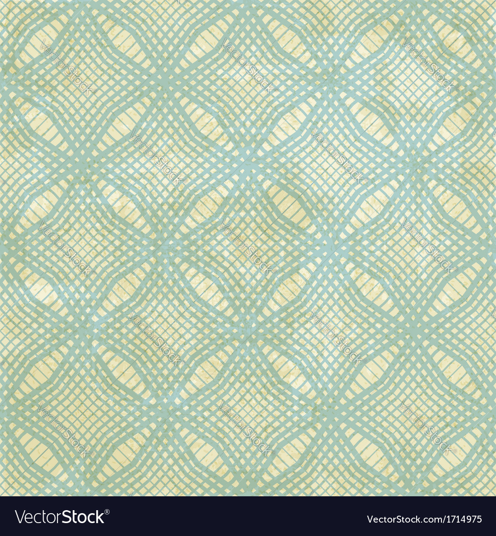 Vintage background with seamless geometric pattern