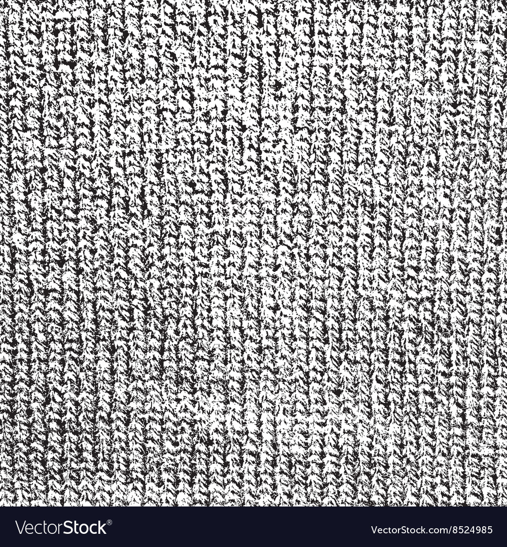 Distressed Thread Texture vector image