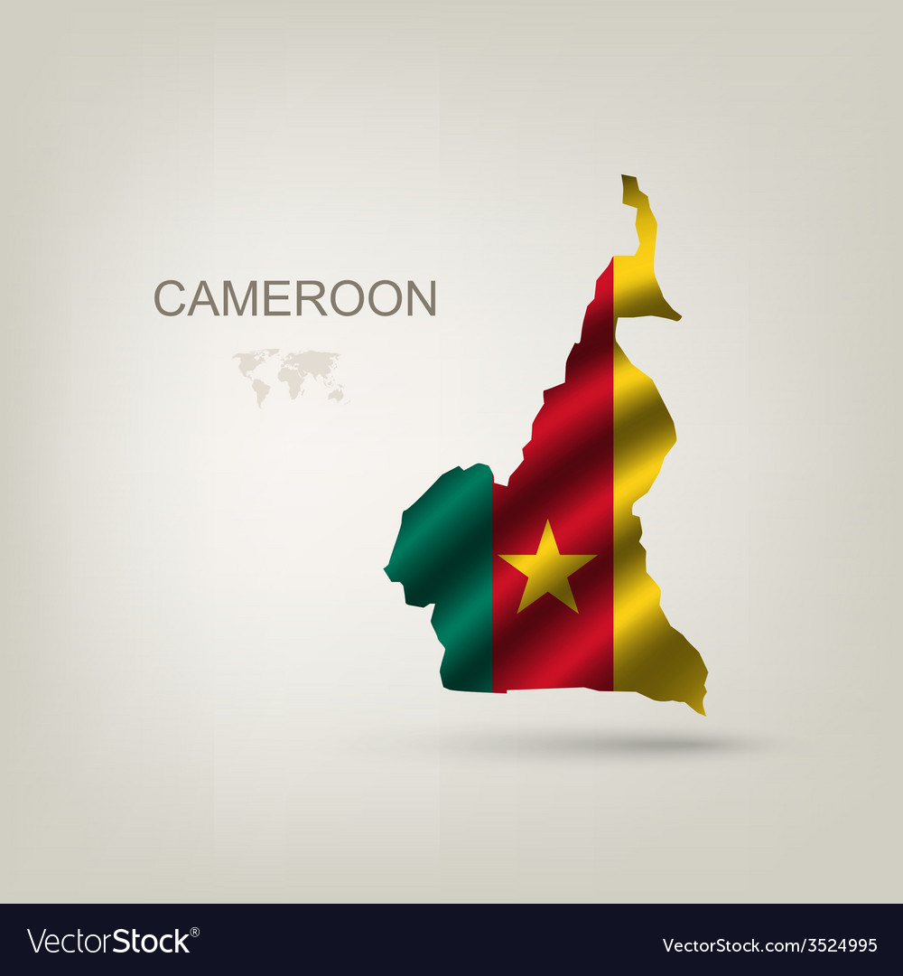 Flag of Cameroon as a country