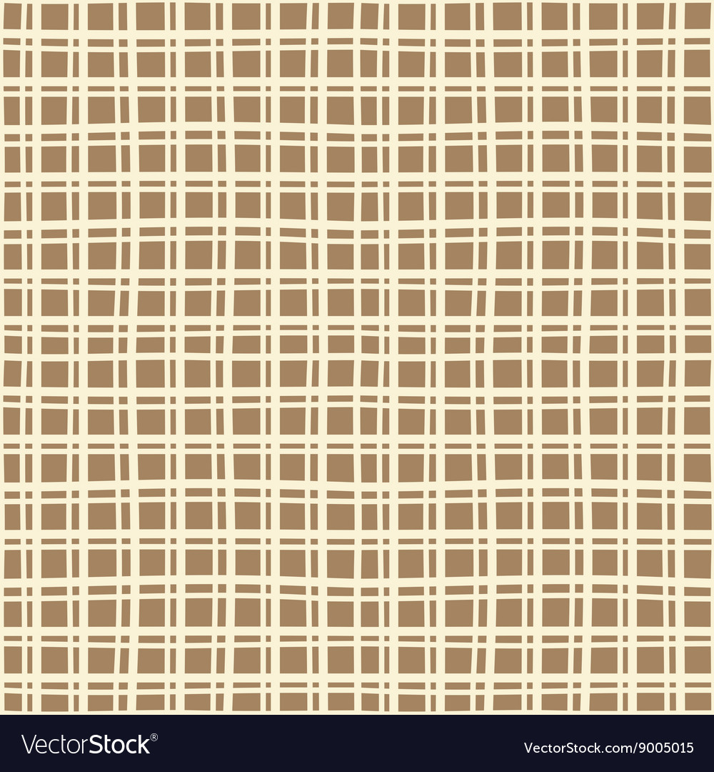 Abstract Checkered Seamless Pattern Doodle Texture