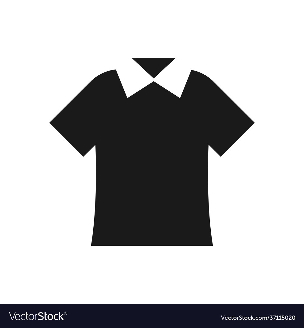 T shirt icon design template