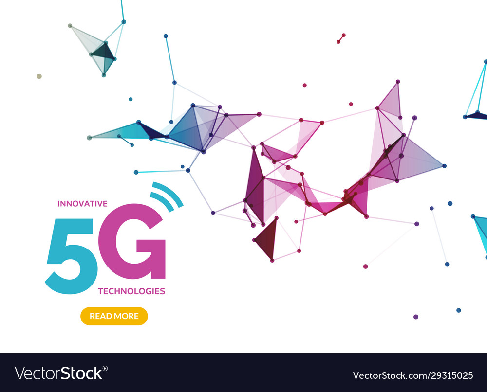 5g wifi wireless technology connection