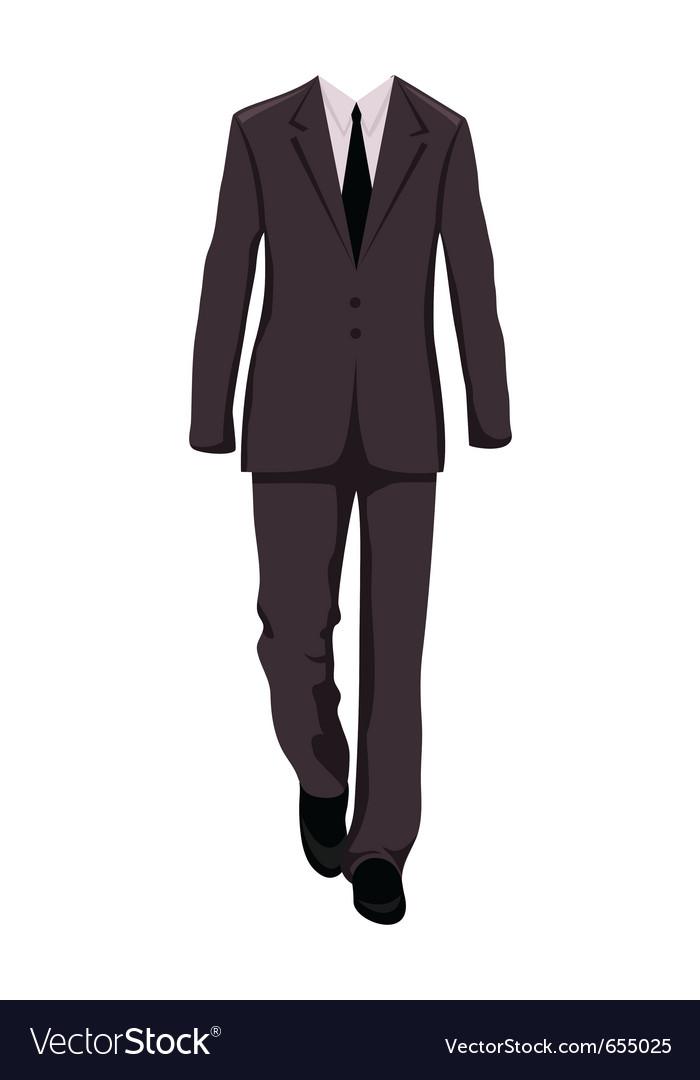 Картинка для детей костюм мужской
