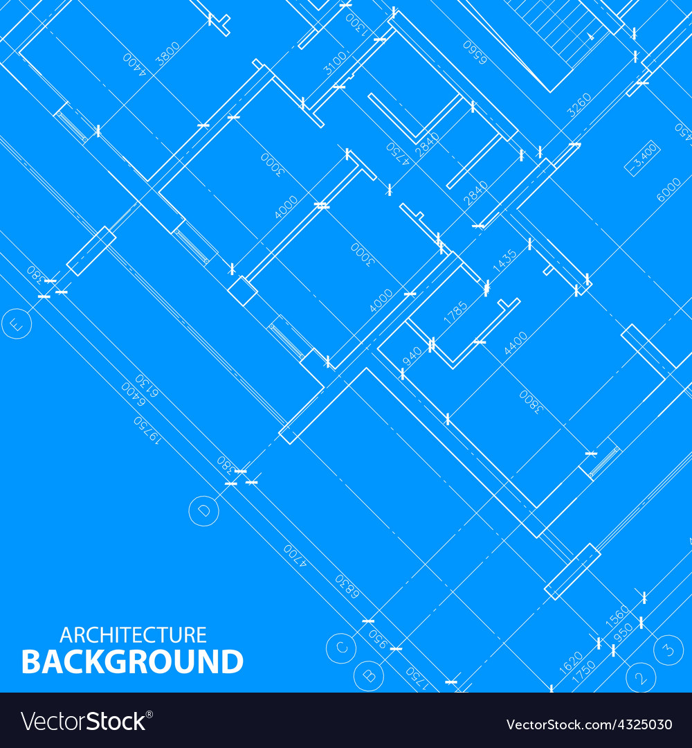 Blueprint best architecture background royalty free vector blueprint best architecture background vector image malvernweather Gallery