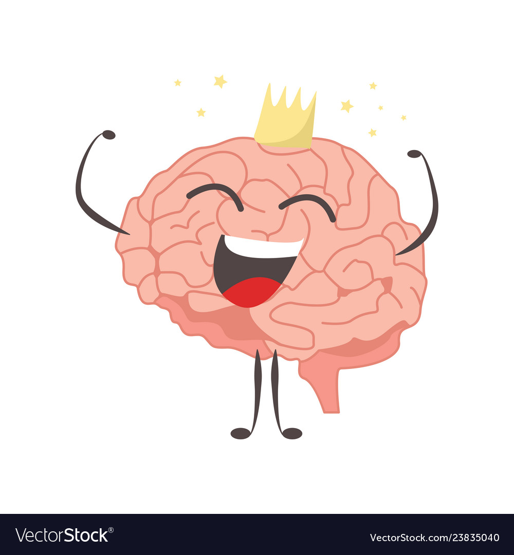 Brain characters king winner making sport