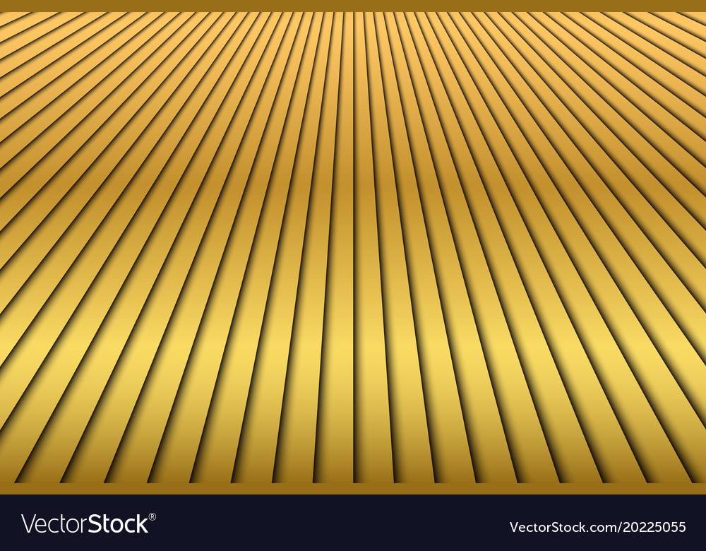 Abstract golden diagonal stripes background