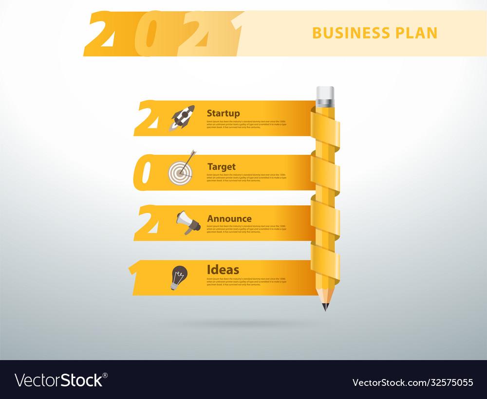 New year 2021 creative banner design concept