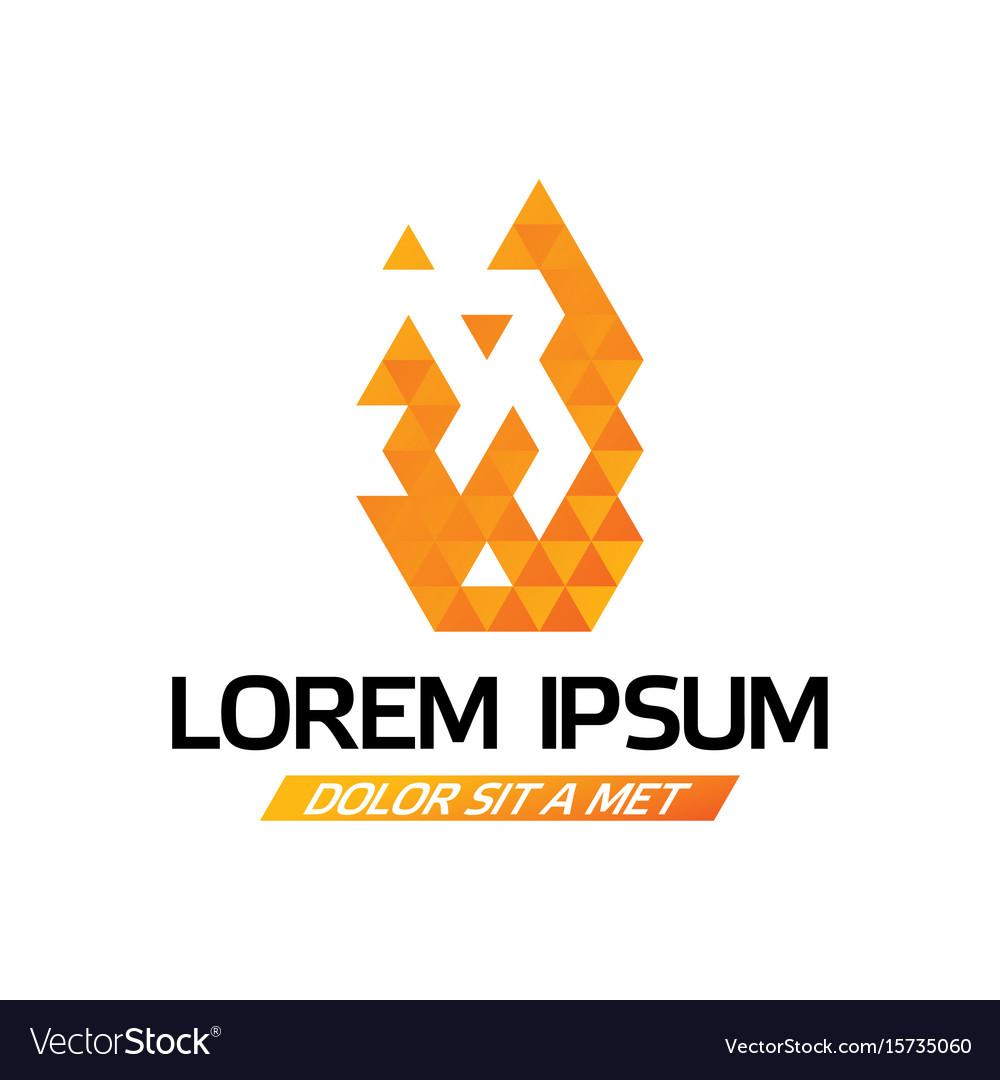 Lorem ipsum design poster