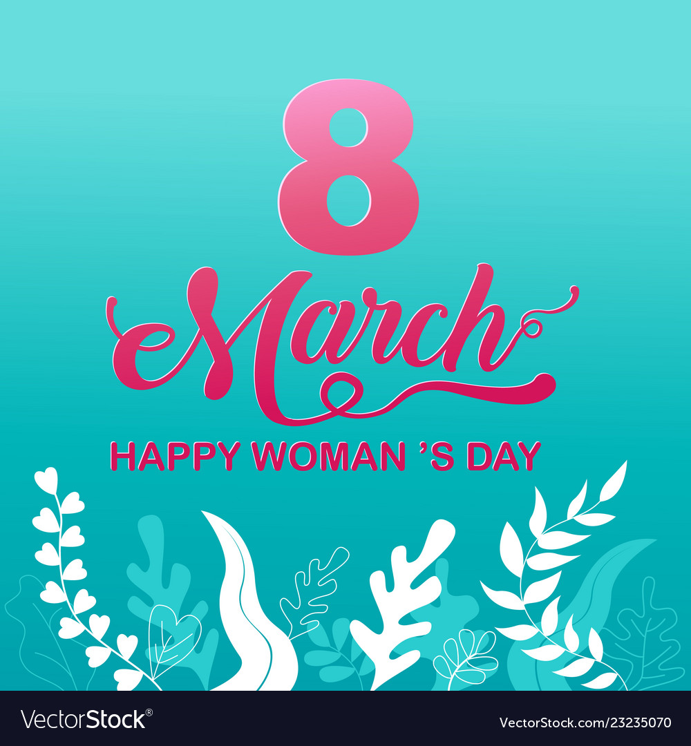 Happy women s day holiday 8 march girl head