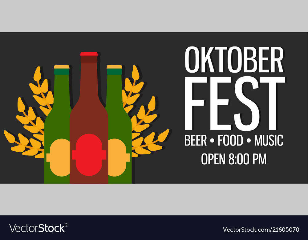 Oktoberfest holiday beer background bavarian