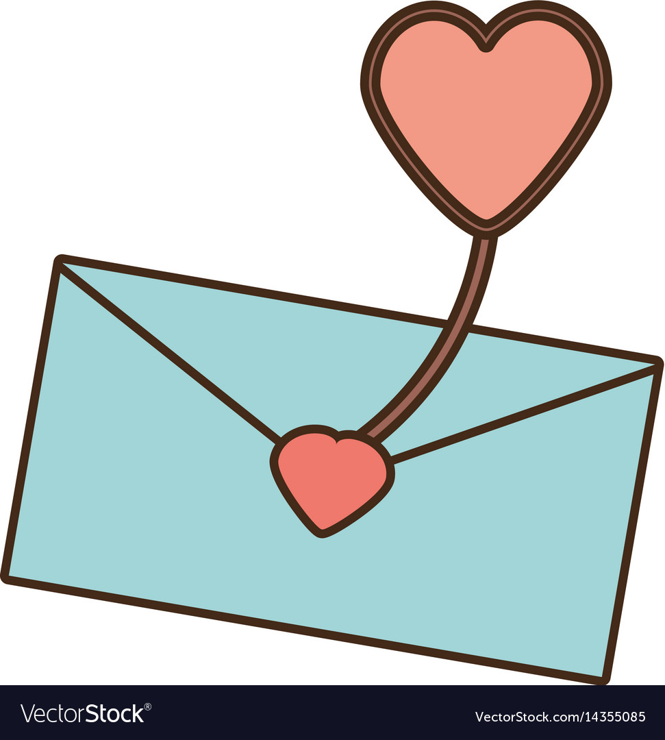 Mail message celebration greeting love