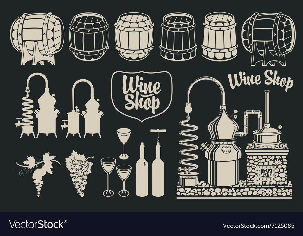 Topic of wine production