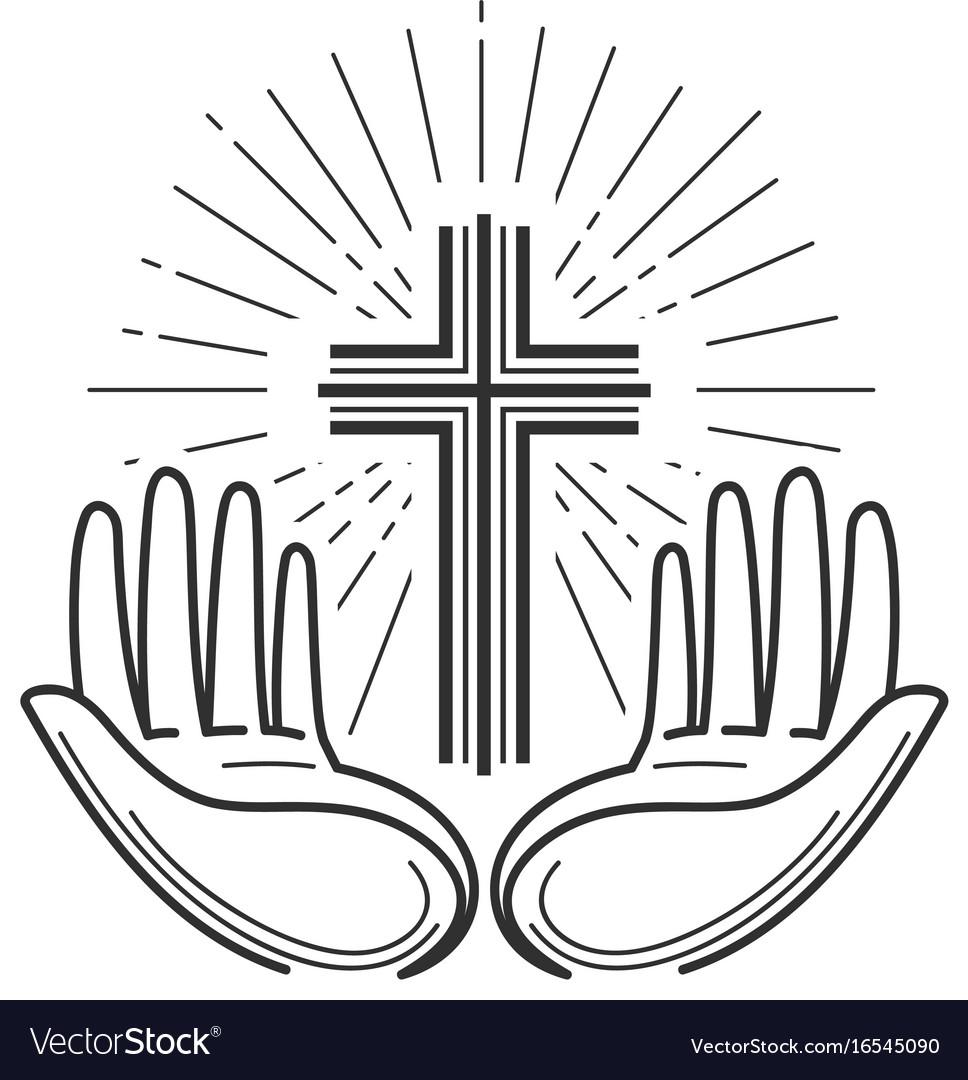 Church religion logo bible crucifixion cross