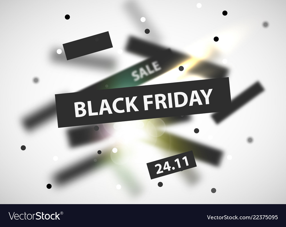 Black friday modern abstract background sale
