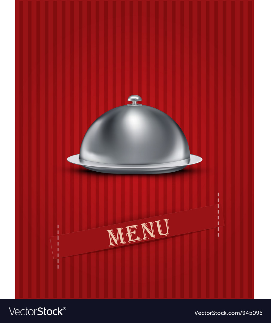 Catering tray menu background