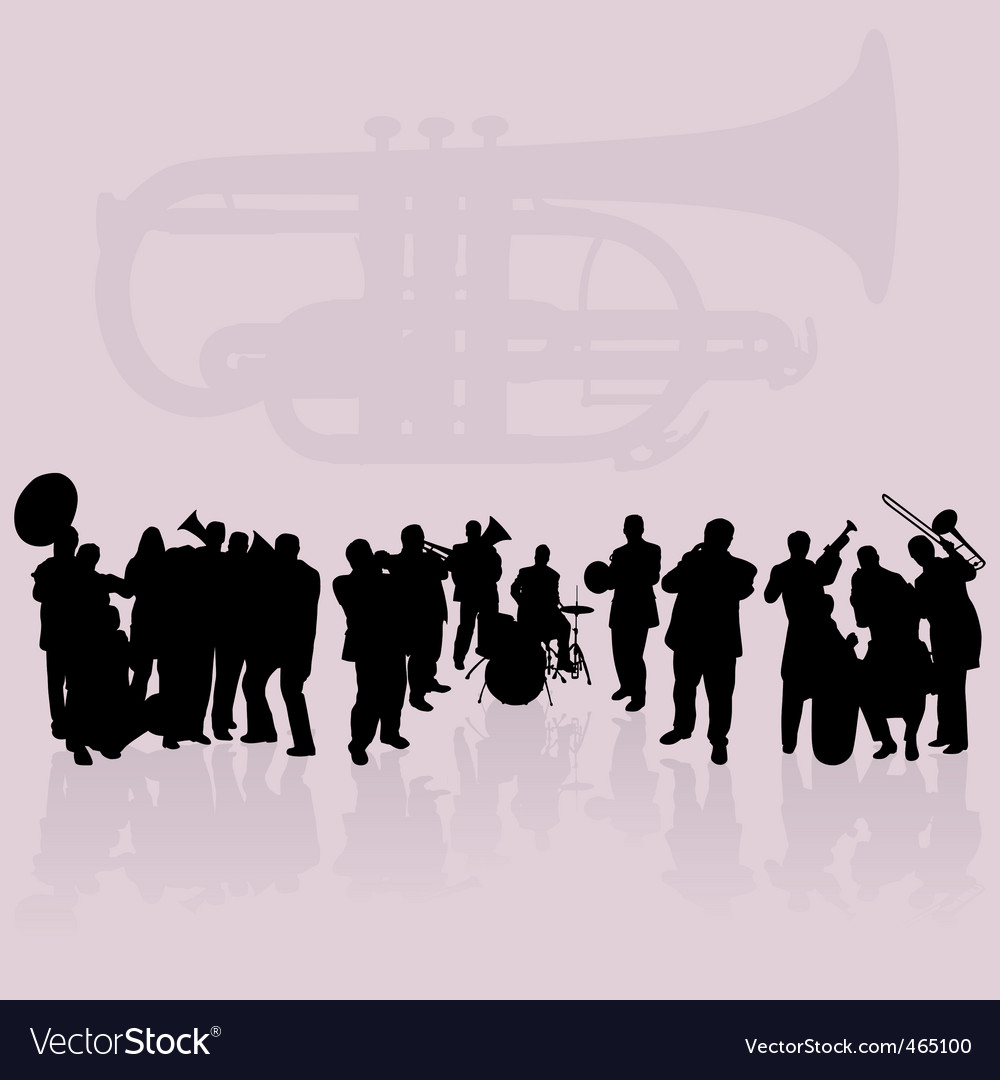 Brass2 vector image