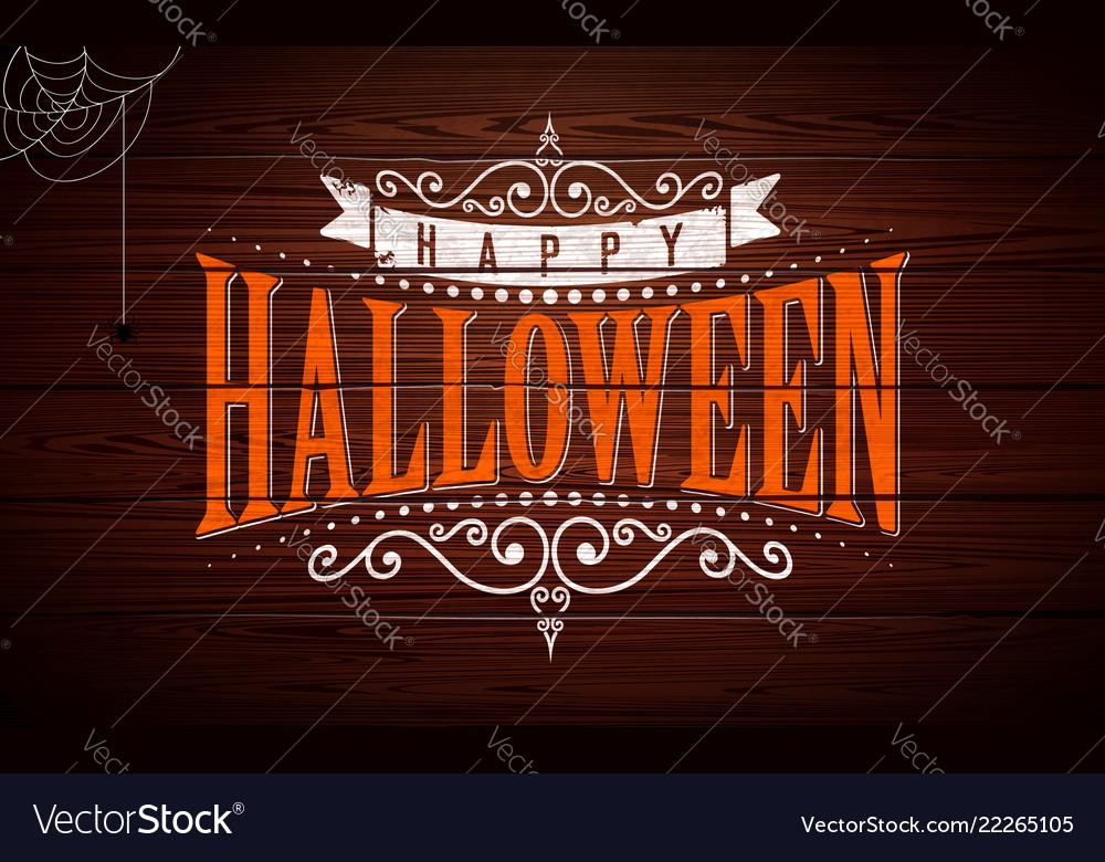 Happy halloween with