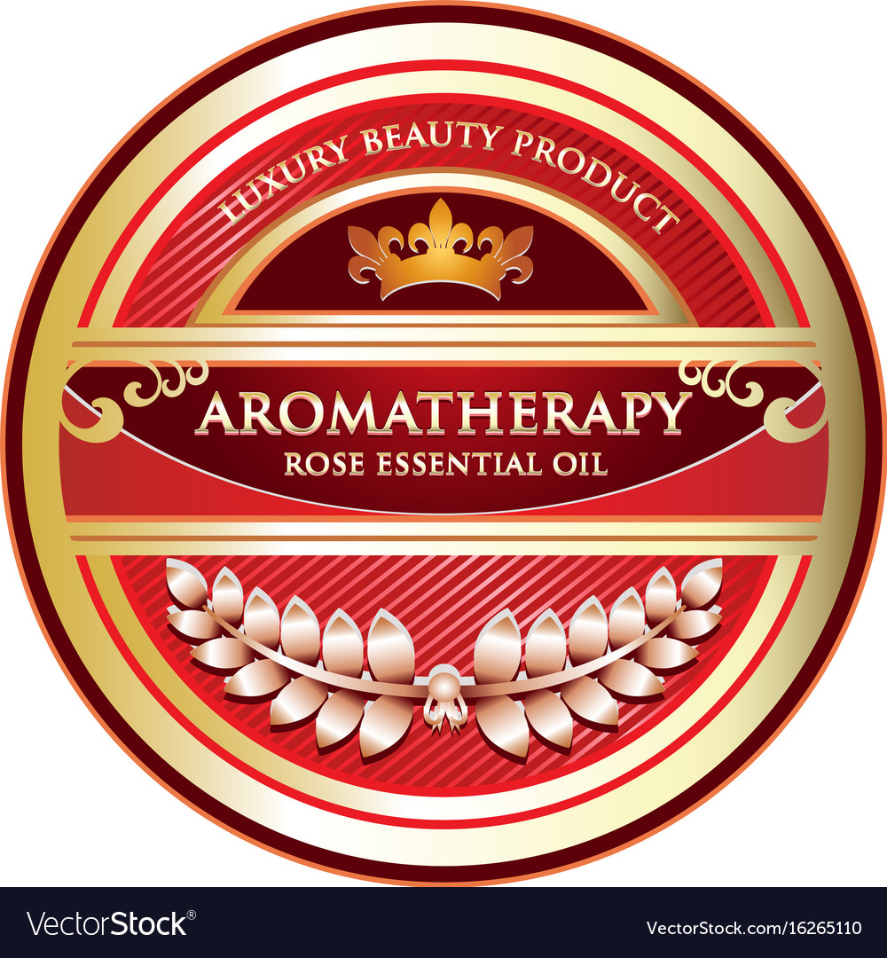 Aromatherapy rose essential oil