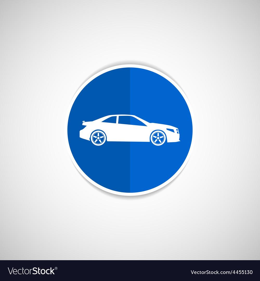Automobile icon car vehicle automotive