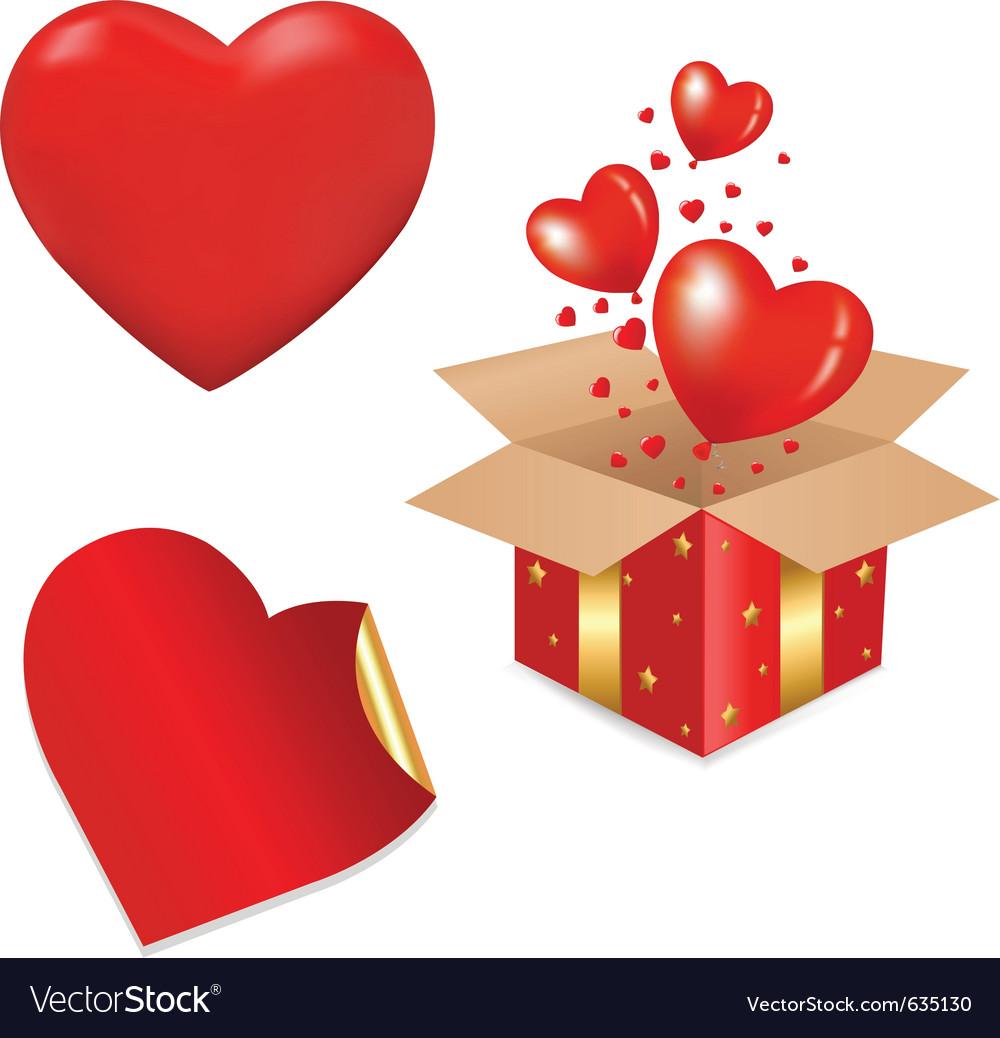 Love Heart Gift