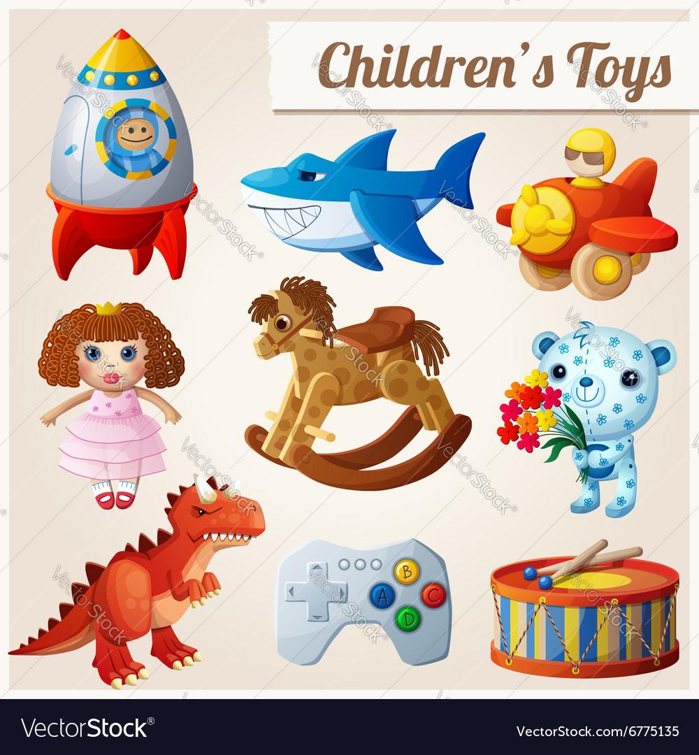 Set of kids toys Part 2
