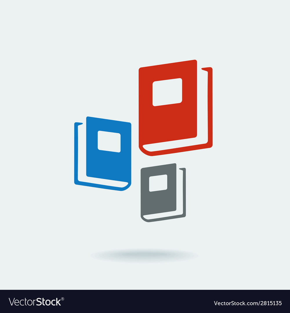 Symbol of education three books