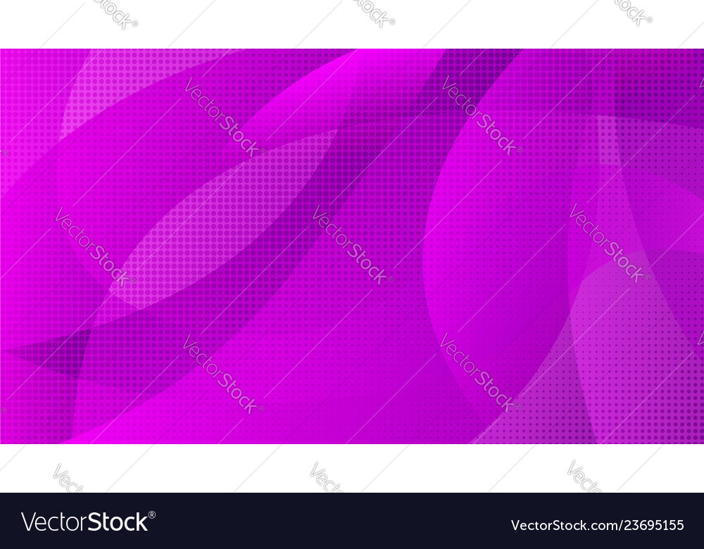 Abstract violet background with halftone
