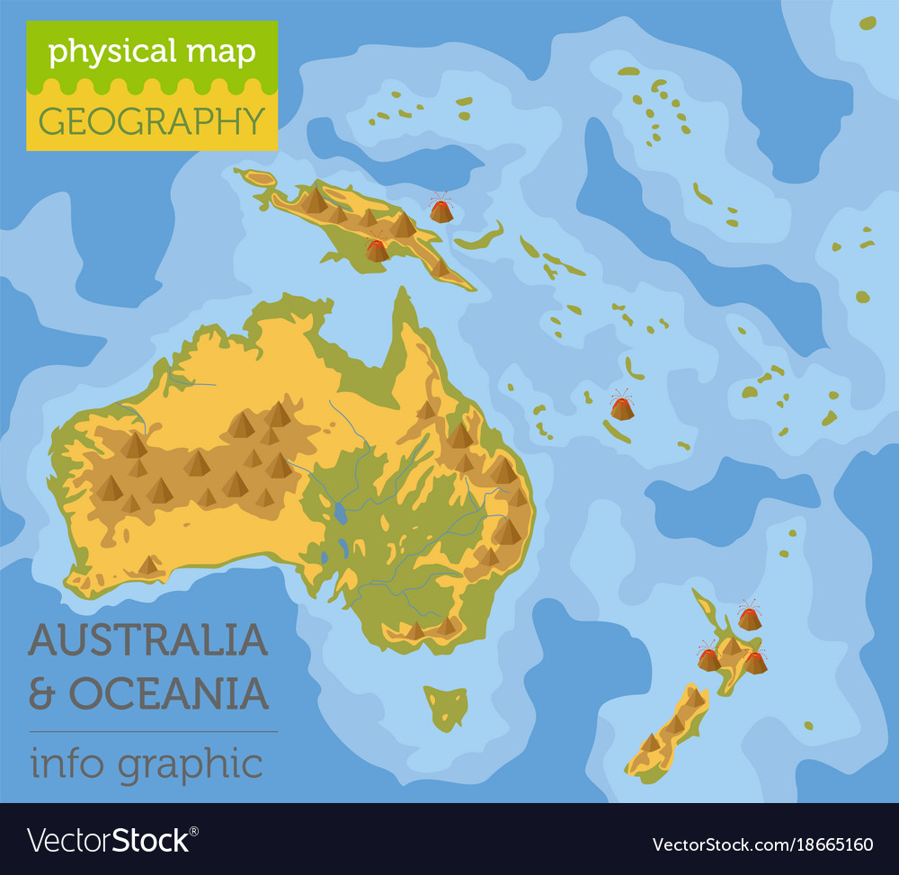 Australia and oceania physical map elements build on landmarks of australia, highest mountain in australia, aerial view of australia, plants of australia, physical map asia, states of australia, geography of australia, physical characteristics of australia, terrain of australia, physical regions of australia, outback australia, detailed map australia, melbourne australia, political features of australia, physical maps of vietnam, coral sea australia, climate of australia, perth australia, timeline of australia, physical map china,