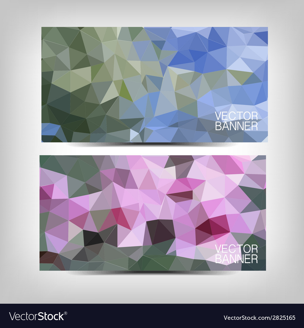 Abstract background set EPS 10