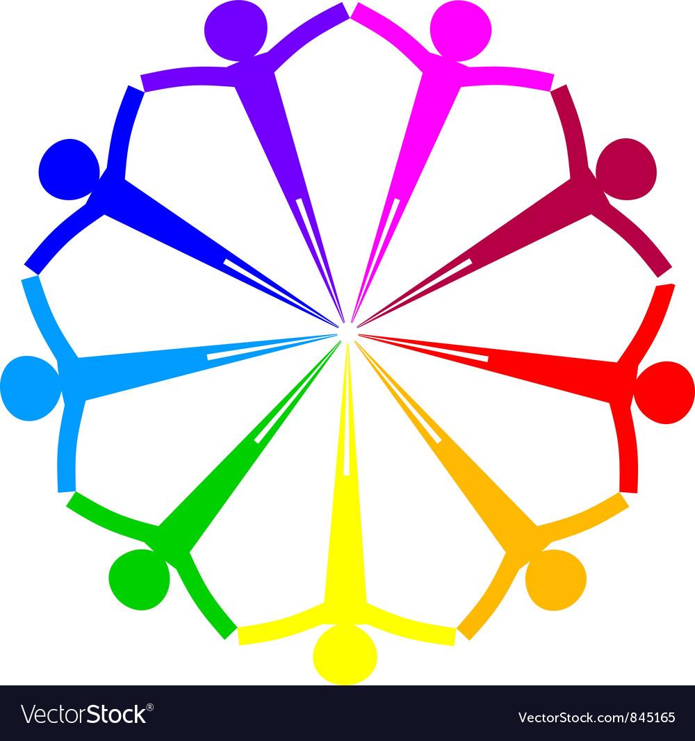 Icon - people circle
