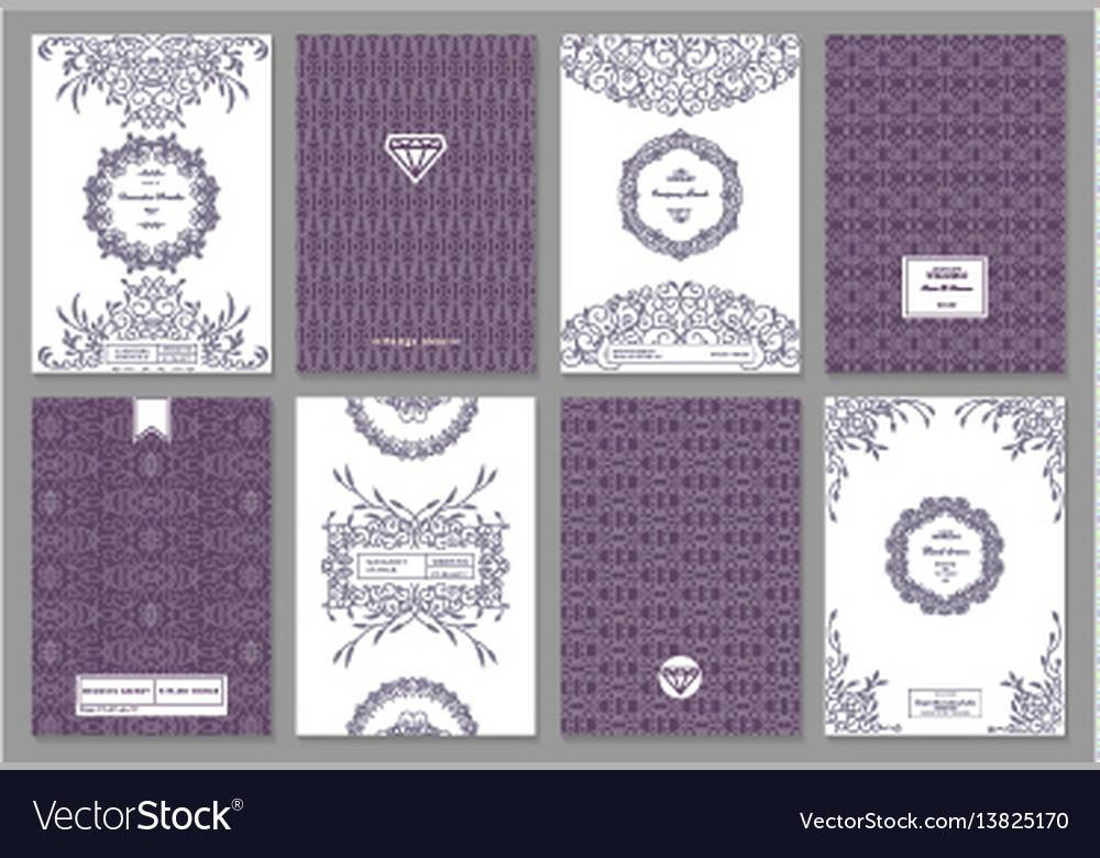 Creative card template