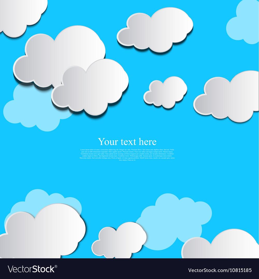 Paper cloud design