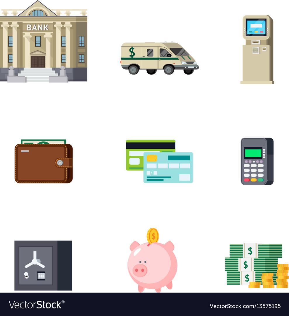 Banking orthogonal elements set