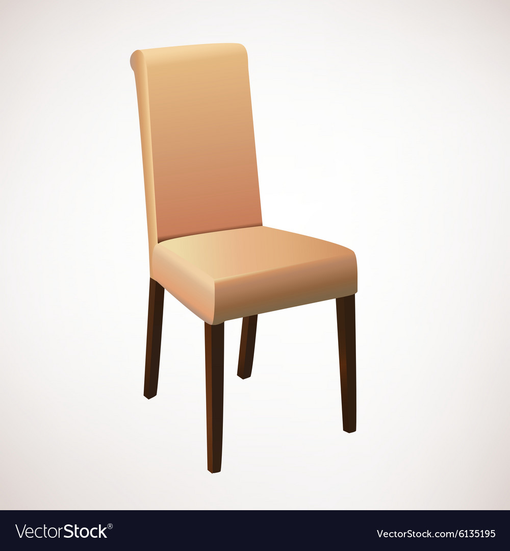 Top Dining Chair Vector