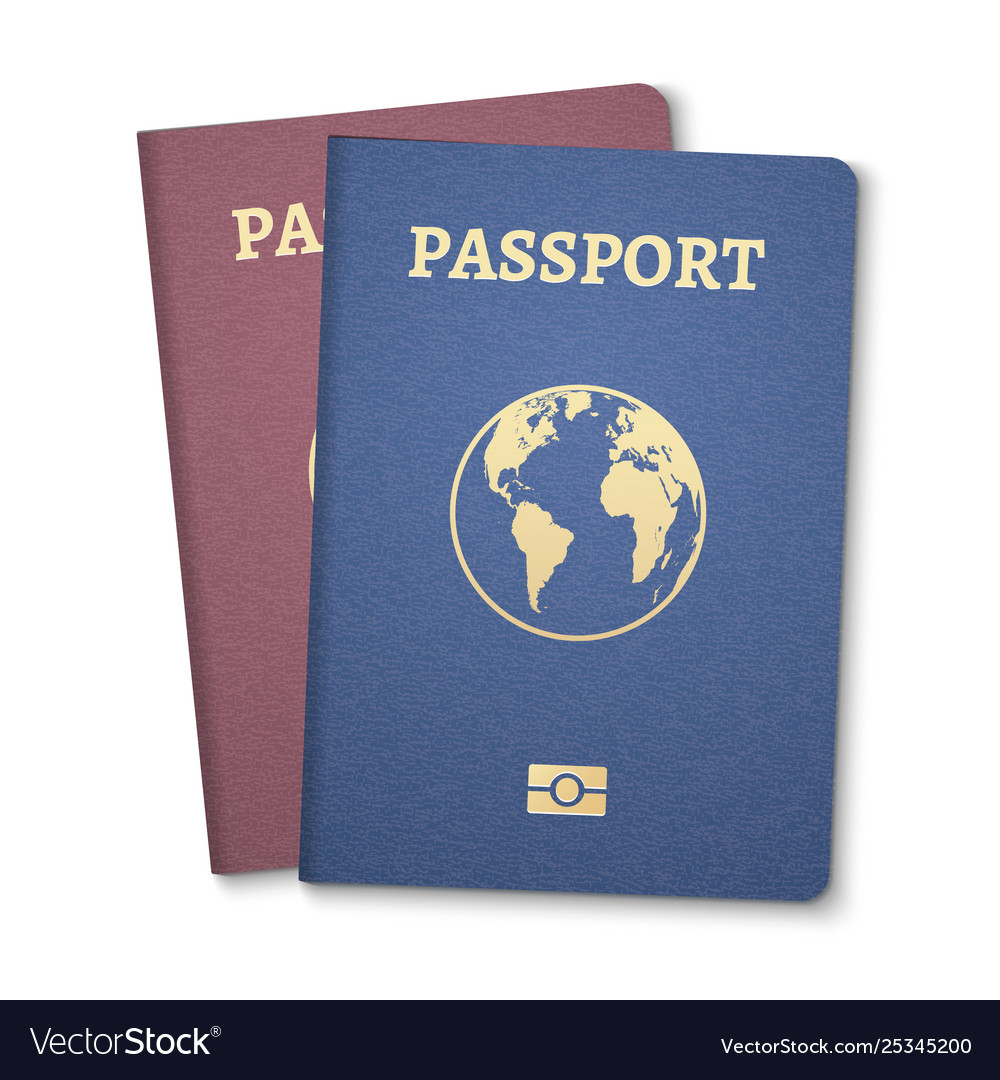 Passport document id international pass for
